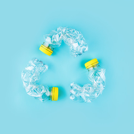 leading in recycled plastics